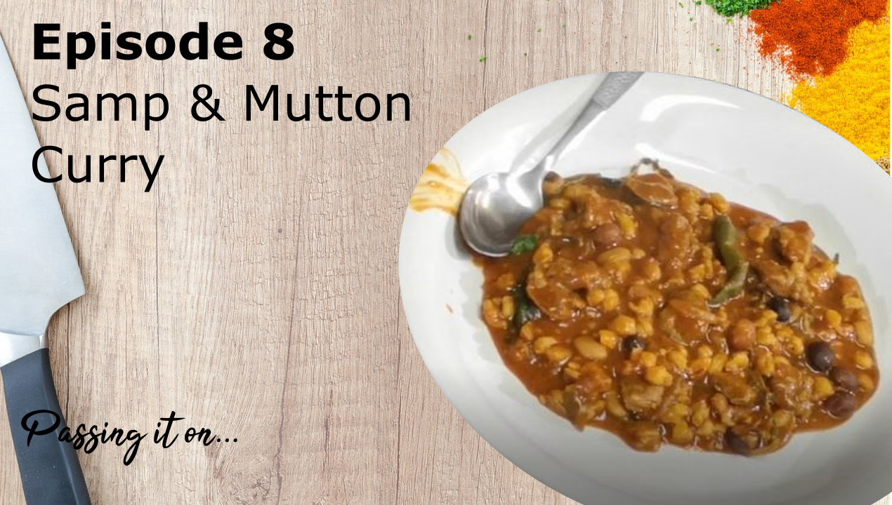 Samp & Mutton Curry Recipe